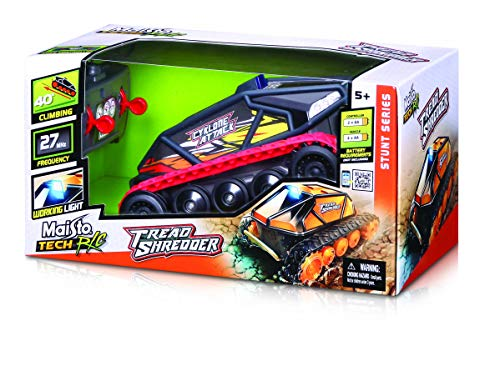 R/C Tread Shredder Via Amazon