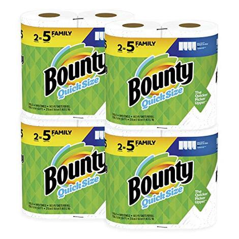 Bounty, Brawny, Viva, And More Paper Towels In Stock Via Amazon