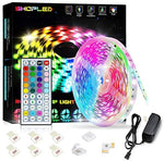 16.4ft Flexible Color Changing Led Lights Via Amazon