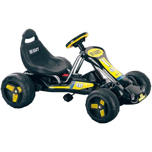 Ride On Toy Go Kart, Pedal Powered Ride On Via Walmart