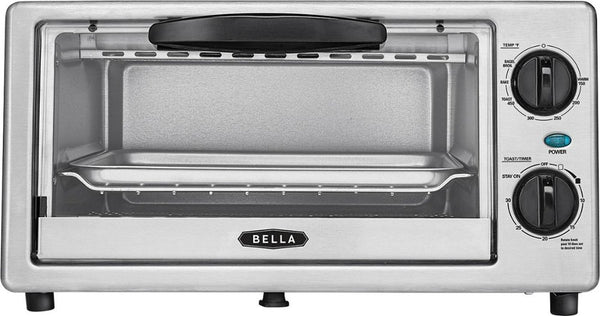 Bella 4-Slice Toaster Oven Via BestBuy ONLY $14.99 + Free Store Pickup! (Reg $30)