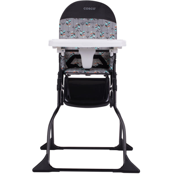 Cosco Simple Fold Full Size High Chair Via Walmart