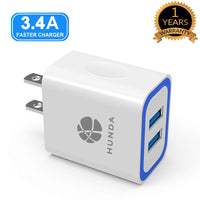 1 Pack Wall Charger Adapter Via Amazon