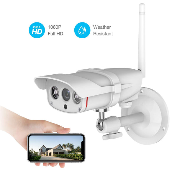 Outdoor Security Camera Via Amazon ONLY $31.99 Shipped! (Reg $80)