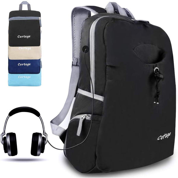 Lightweight Packable Backpack Via Amazon