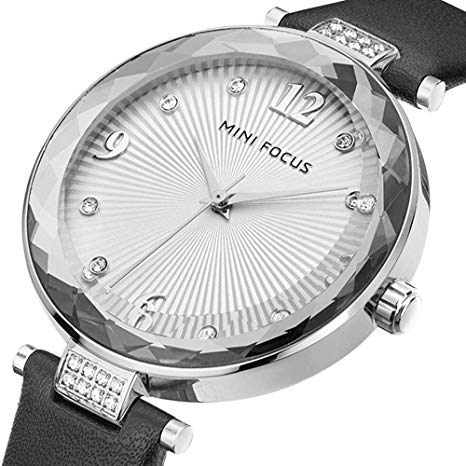 Women Black Analog Wristwatch Via Amazon ONLY $8.40 Shipped! (Reg $21)