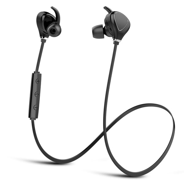 Wireless Sports Earphones w/Mic Via Amazon ONLY $7.20 Shipped! (Reg $24)