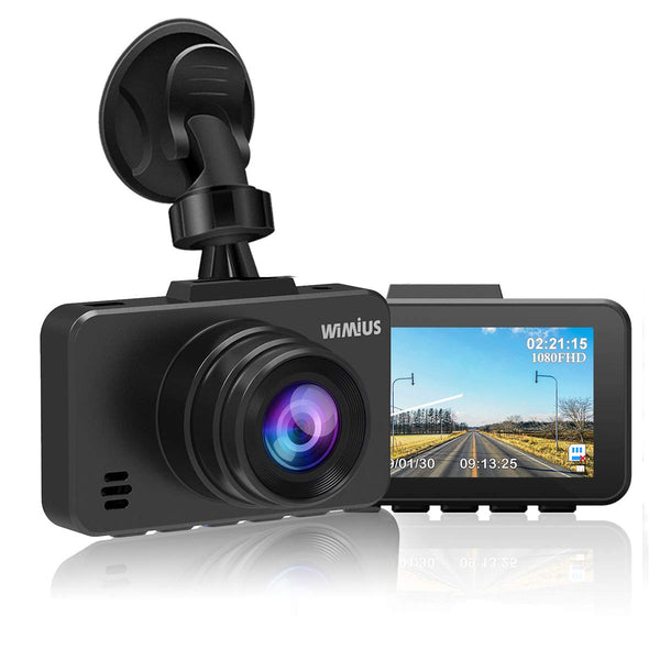 1080p Full HD Dash Camera Via Amazon