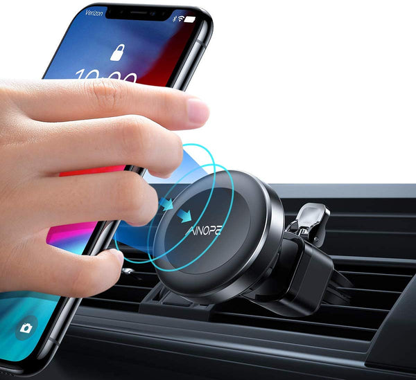Magnetic Phone Car Mount Via Amazon