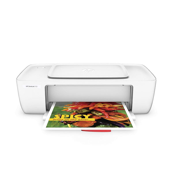 HP Deskjet 1112 Compact Printer Via Amazon