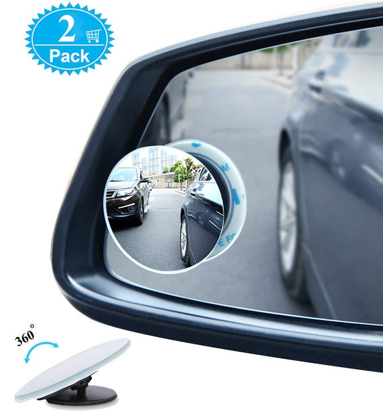 Cars Blind Spot Mirrors 2 Pack