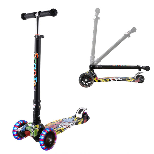 Adjustable Kids Scooter Via Amazon