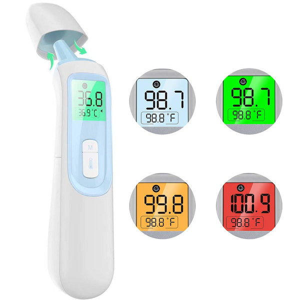 Digital Infrared Thermometer Via Amazon