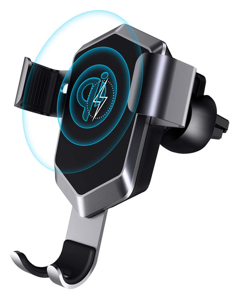 Wireless Car Charger Compatible for All Via Amazon SALE $10.50 Shipped! (Reg $34.99)