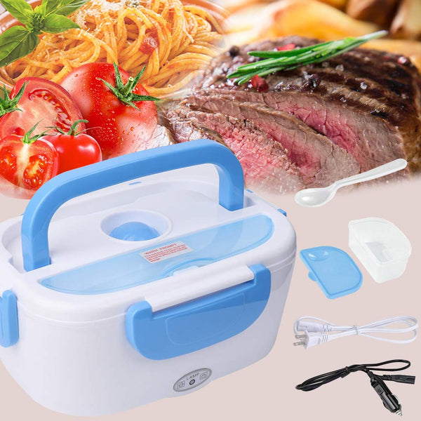Electric Heating Lunch Box Via Amazon