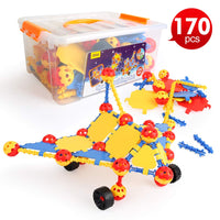 Building Toy Sets Via Amazon