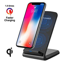 Fast Wireless Charger Stand Via Amazon