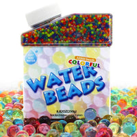 50000 Soft Beads Rainbow Mix Water Growing Balls Via Amazon ONLY $4.19 Shipped! (Reg $7)