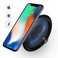 Wireless Charger Via Amazon ONLY $5.00 Shipped! (Reg $19.99)