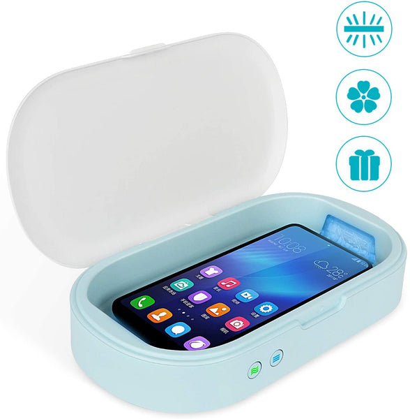 UV Phone Sanitizer Via Amazon