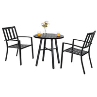 Phi Villa 3-Piece Patio Bistro Set Via Amazon ONLY $128.99 Shipped! (Reg $184)