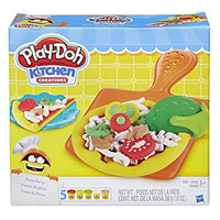 Play-Doh Kitchen Creations Pizza Party Via Amazon
