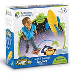 Learning Resources Primary Science Leap & Launch Rocket Via Amazon