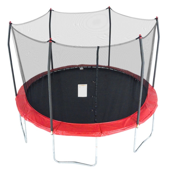 Skywalker Trampolines 12' Trampoline, with Safety Enclosure  (3 Colors) Via Walmart