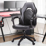 Comfortable Office And Gaming Chair (3 Colors) Via Walmart