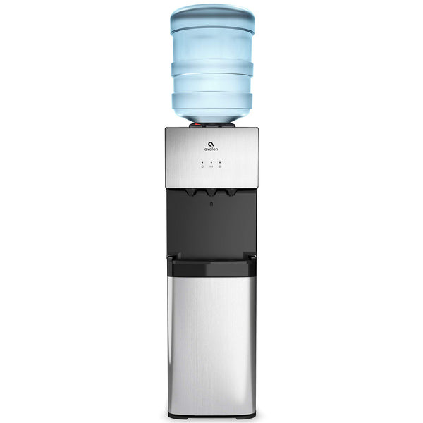 Avalon A10 Top Loading Water Cooler Dispenser, 3 Temperature, Child Safety Lock Via Amazon