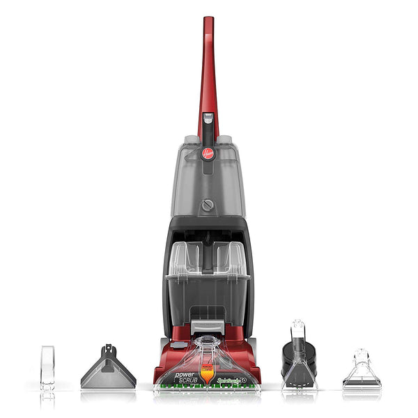 Hoover Power Scrub Deluxe Carpet Washer Via Amazon