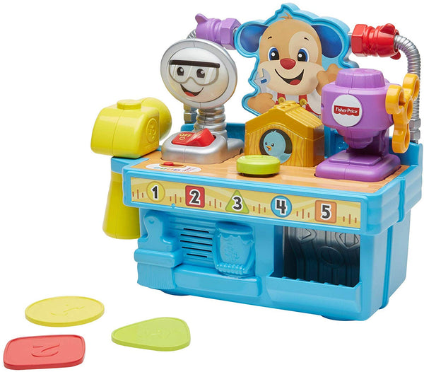 Fisher Price Busy Learning Tool Bench Via Amazon