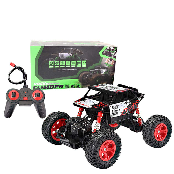 Racing Vehicle Rock Crawler Climber Car Remote Control Car Via Amazon SALE $13.90 Shipped! (Reg $27.80)