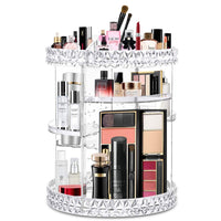 Rotating Acrylic Makeup Organizer Via Amazon SALE $12.48 Shipped! (Reg $24.97)