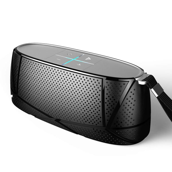 Portable Bluetooth Wireless Speaker Via Amazon