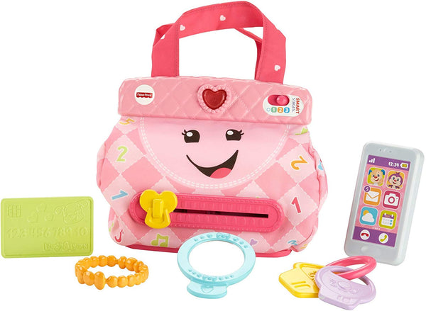 Fisher-Price Laugh & Learn My Smart Purse Via Amazon