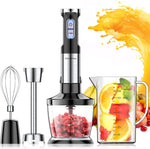 800 Watt Powerful Hand Immersion Blender with Large 800ml Mixing Beaker Via Amazon