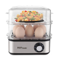Deluxe Rapid Egg Cooker and Steamer Via Amazon ONLY $13.49 (Reg $26.99)