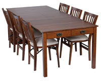 Stakmore Traditional Expanding Table Finish, Fruitwood Via Amazon ONLY $278.27 Shipped!