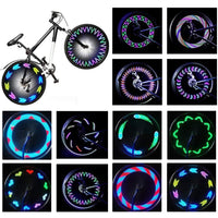 14-LED 30 Pcs Changes Patterns Bike Wheel Lights Via Amazon SALE $4.99 Shipped! (Reg $9.99)