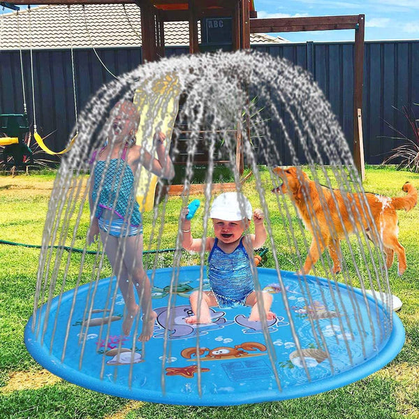 Outside Toys Sprinkler Mat for Kids Via Amazon ONLY $9.00 Shipped! (Reg $20)