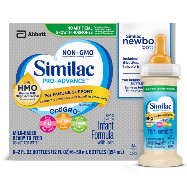t 48-count Similac Pro-Advance Infant Formula with 2-FL HMO for Immune Support Via Amazon ONLY $28.75 Shipped! (Reg $57)