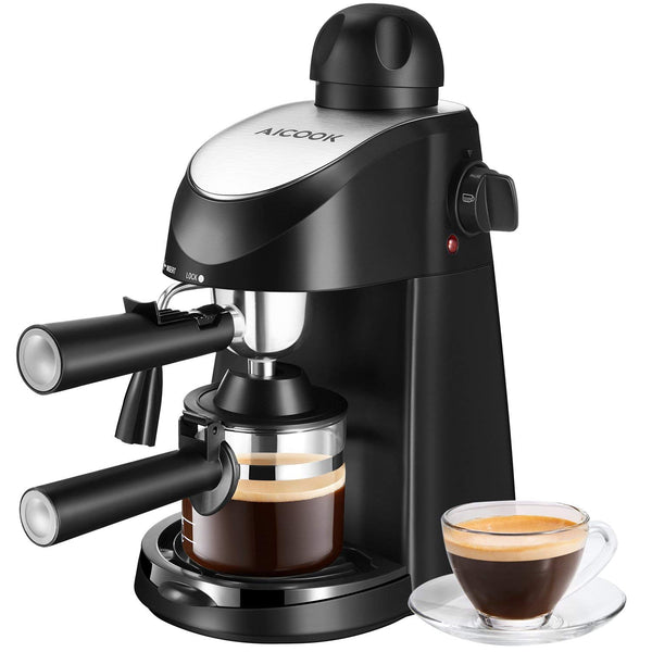 Espresso Coffee Maker Via Amazon SALE $24.79 Shipped! (Reg $39.99)