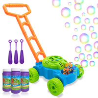 Electronic Walker Bubble Blower Machine Via Amazon