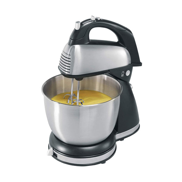 Hamilton Beach 64650 6-Speed Stainless Steel Classic Stand Mixer Via Amazon