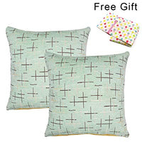 Throw Pillow Covers 2 Pieces 18×18 Inches for $6.30 Shipped! (Reg $20.99)