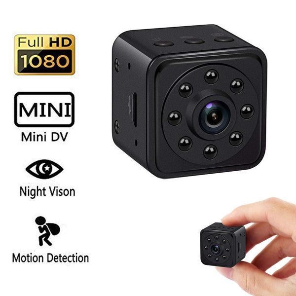 Dicphil 1080p 140 Degree Wide Angle Mini Hidden Spy Camera Via Amazon ONLY $18.99 Shipped! (Reg $38)