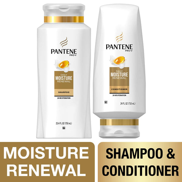 Pantene, Shampoo and Sulfate Free Conditioner Kit Via Amazon SALE $7.79 Shipped! (Reg $14.98)