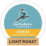 96-Count Caribou Coffee Single Serve Light Roast Coffee K-Cup Pods Via Amazon ONLY $30.30 Shipped! (Reg $50)