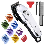 Professional Cordless Hair Clipper for Men Via Amazon
